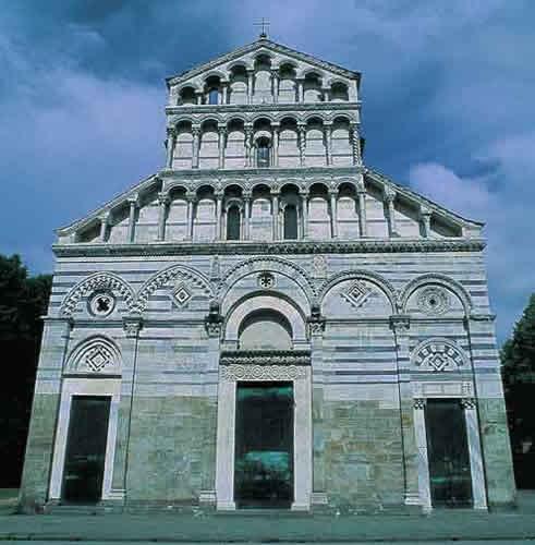 Chiesa di San Paolo a Ripa d'Arno - Pisa