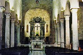 Chiesa di San Sisto in Cortevecchia - Pisa