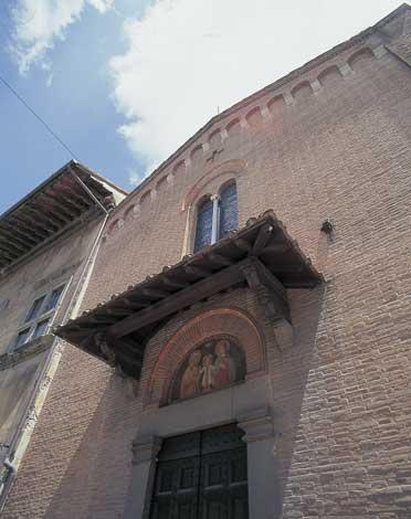 Chiesa di San Giorgio degli Innocenti o dei Tedeschi