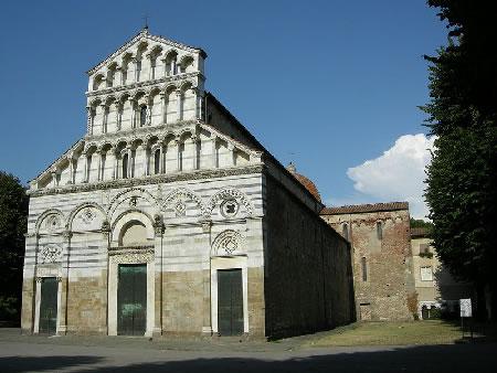 Chiesa di San Paolo a Ripa d'Arno ((C) Foto by Wikipedia)