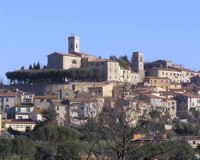 Montescudaio - Panorama