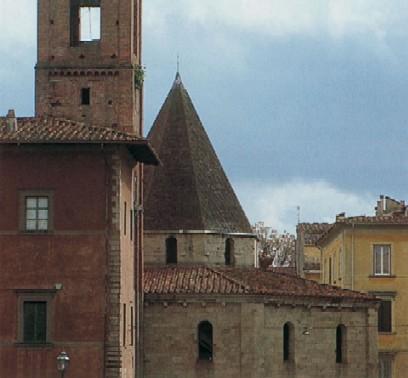 Chiesa del Santo Sepolcro - Pisa