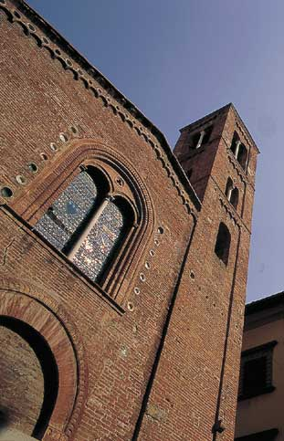 Chiesa di Santa Cecilia - Pisa