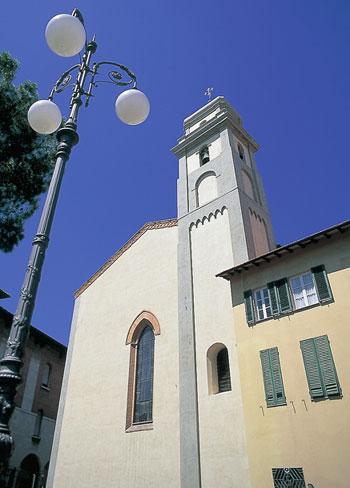 Chiesa Sant'Antonio - Pisa